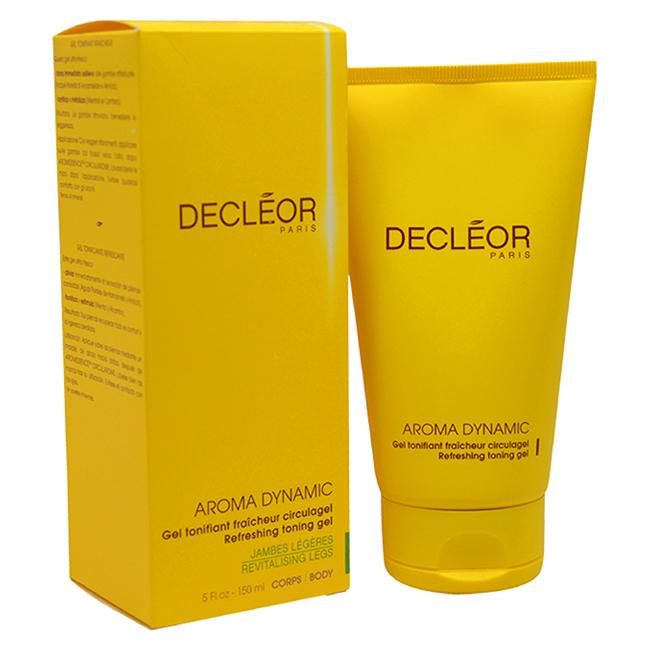 Aroma Dynamic Refreshing Toning Gel by Decleor for Unisex - 5 oz Gel