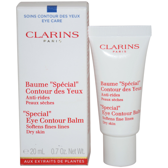 New Eye Contour Balm Special by Clarins for Unisex - 0.7 oz Eye Contour Balm