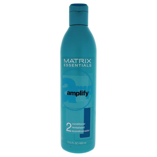 Amplify Volumizing System Conditioner by Matrix for Unisex - 13.5 oz Conditioner