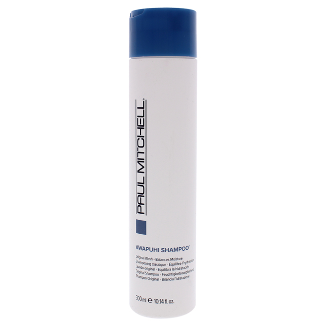 Awapuhi Shampoo by Paul Mitchell for Unisex - 10.14 oz Shampoo