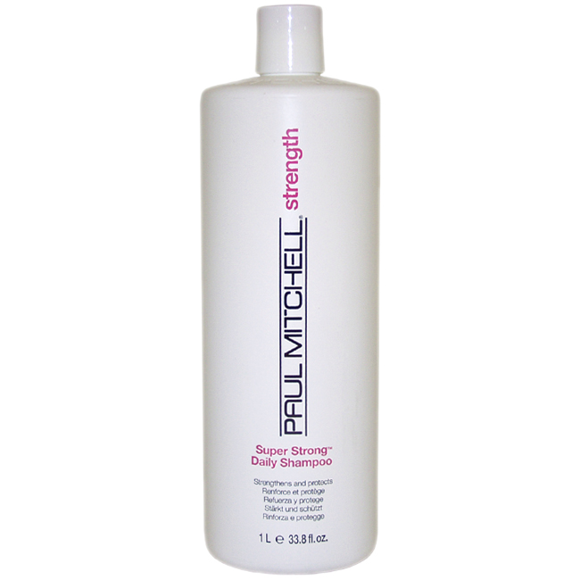 Super Strong Shampoo by Paul Mitchell for Unisex - 33 oz Shampoo