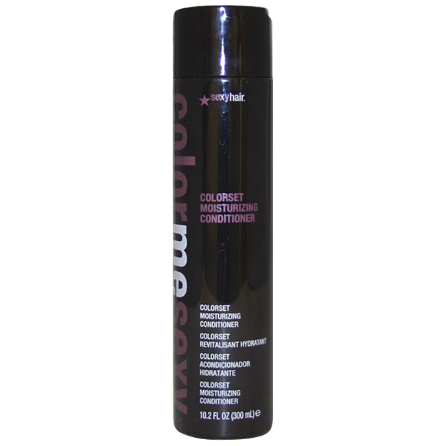 Color Me Sexy Colorset Moisturizing Conditioner by Sexy Hair for Unisex - 10 oz Conditioner