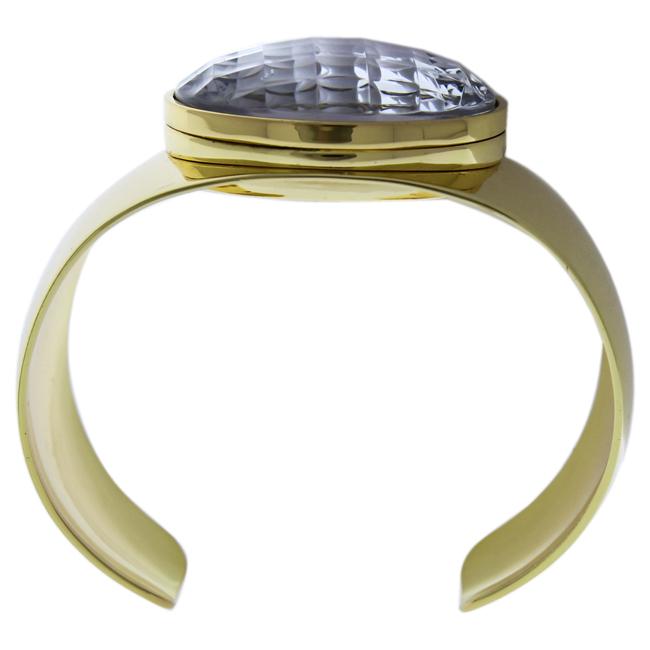 SJP NYC Sparkling Solid Perfume Bracelet by Sarah Jessica Parker for Women - 0.02 oz Perfume Bracelet