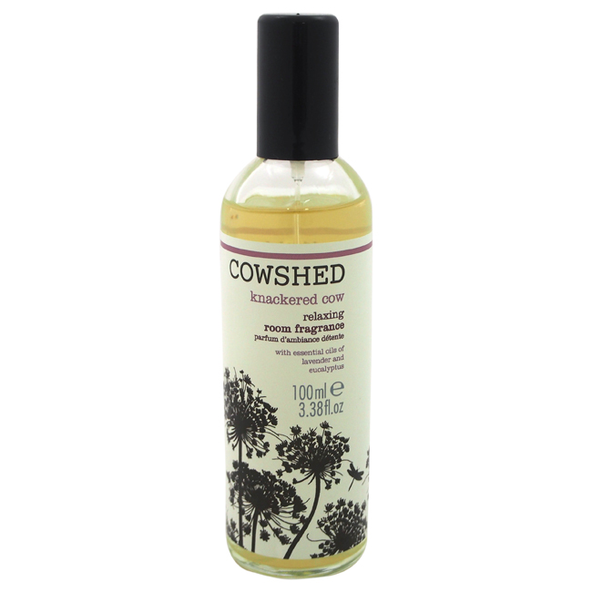 Knackered Cow Relaxing Room Fragrance by Cowshed for Women - 3.38 oz Room Fragrance
