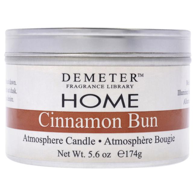 Cinnamon Bun by Demeter for Unisex - 5.6 oz Candle