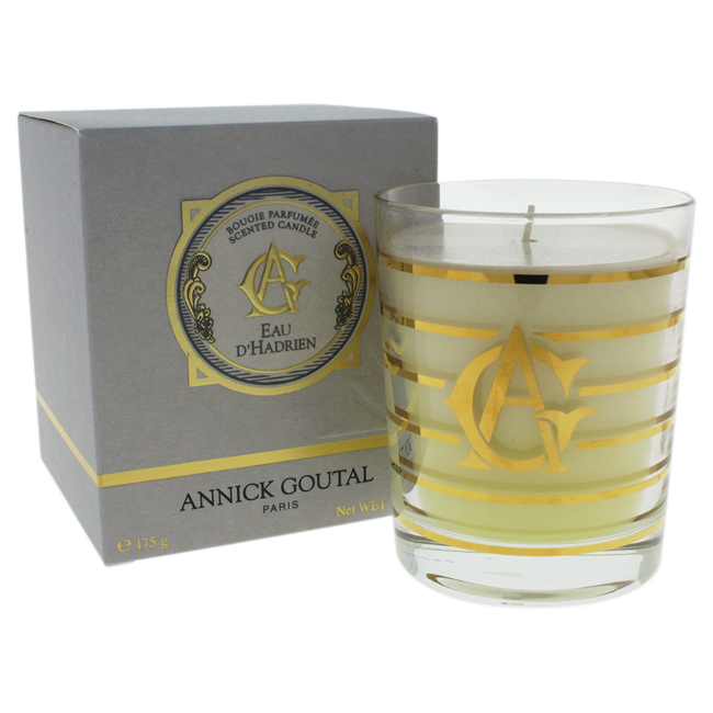 Eau D'Hadrien by Annick Goutal for Unisex - 5.8 oz Perfumed Candle