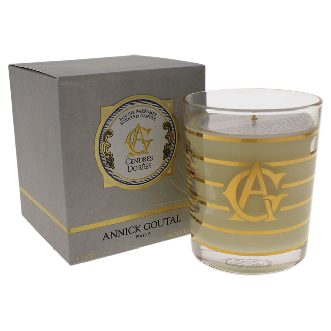 Cendres Dorees by Annick Goutal for Unisex - 5.8 oz Perfumed Candle