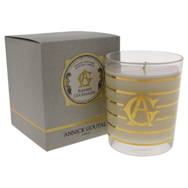 Amande Gourmande by Annick Goutal for Unisex - 5.8 oz Perfumed Candle