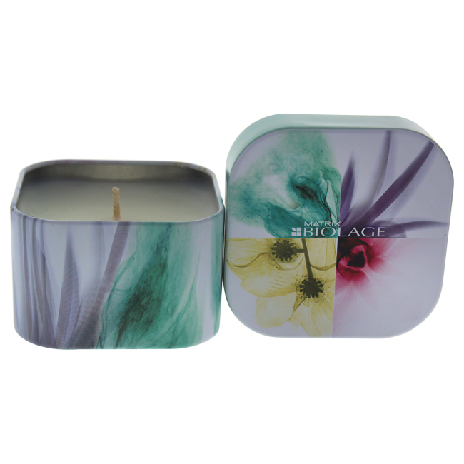 Biolage Scented Candles by Matrix for Unisex - 4 oz Candle