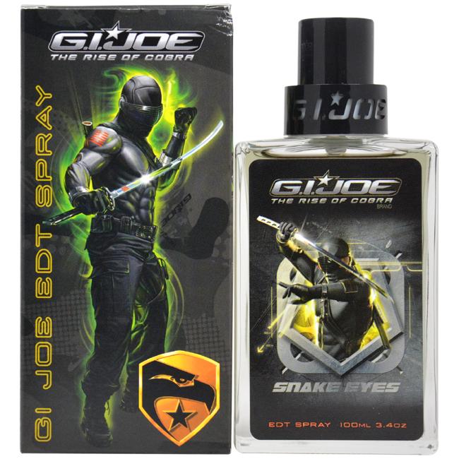G.I. Joe by Marmol & Son for Kids - 3.4 oz EDT Spray