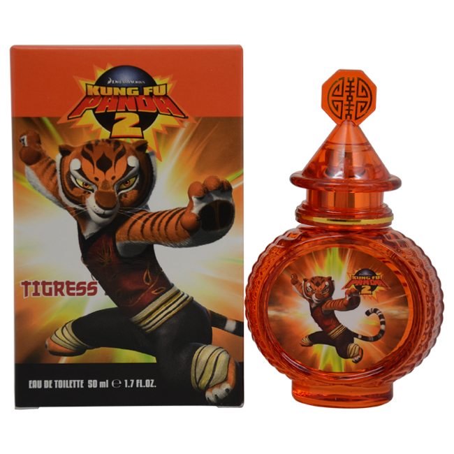 Kung Fu Panda 2 Tigress by DreamWorks for Kids - 1.7 oz EDT Spray