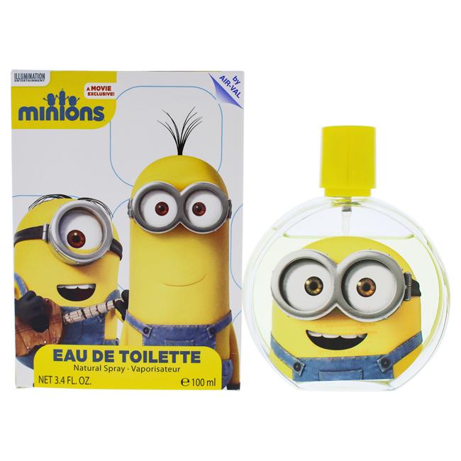 Minions by Minions for Kids - 3.4 oz EDT Spray