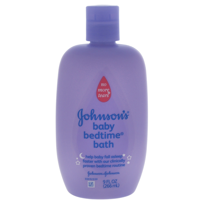 Johnson's Baby Bedtime Bath by Johnson & Johnson for Kids - 9 oz Body Wash