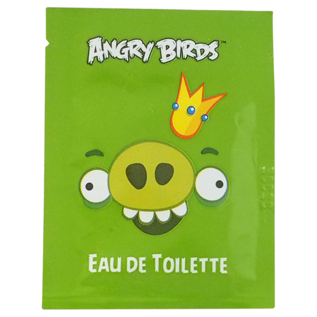 Angry Birds - King Pig by Angry Birds for Kids - 1 Pc Perfumed Wipes