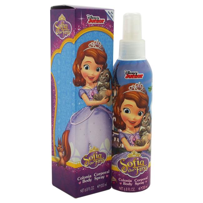 Sofia The First by Disney for Kids - 6.8 oz Body Spray