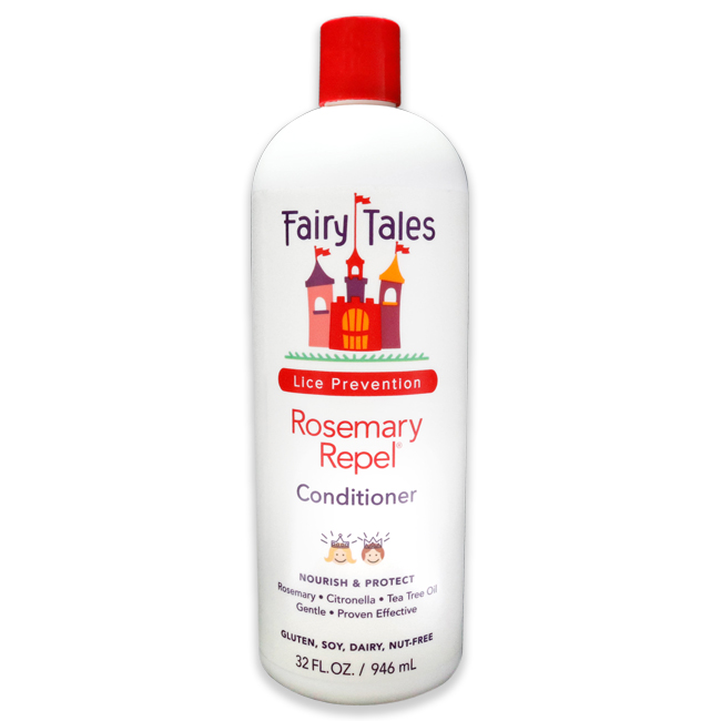 Rosemary Repel Creme Conditioner by Fairy Tales for Kids - 32 oz Conditioner