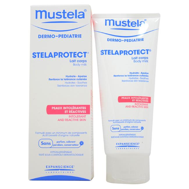 Stelaprotect Body Milk by Mustela for Kids - 6.7 oz Body Milk