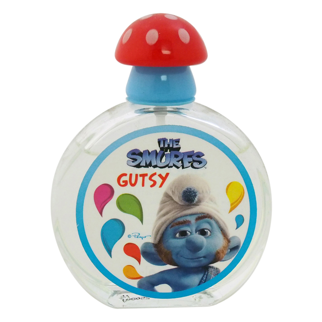 The Smurfs Gutsy by First American Brands for Kids - 1.7 oz EDT Spray (Tester)