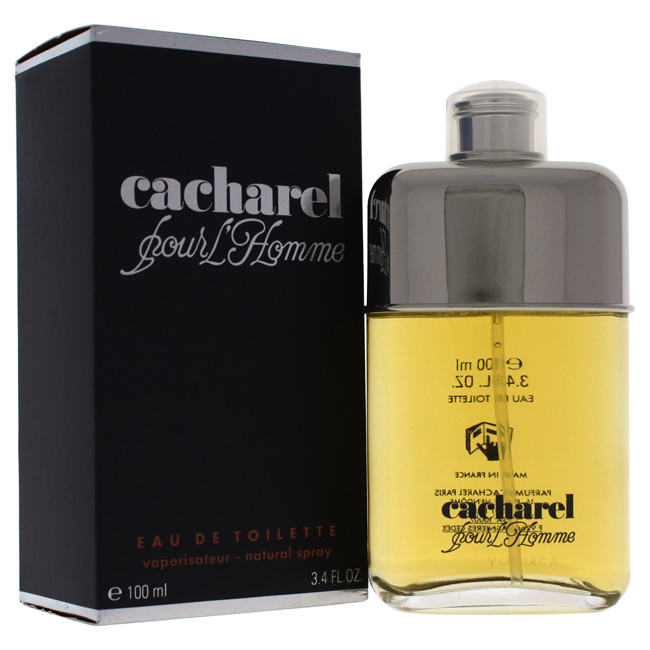 Cacharel by Cacharel for Men - 3.4 oz EDT Spray