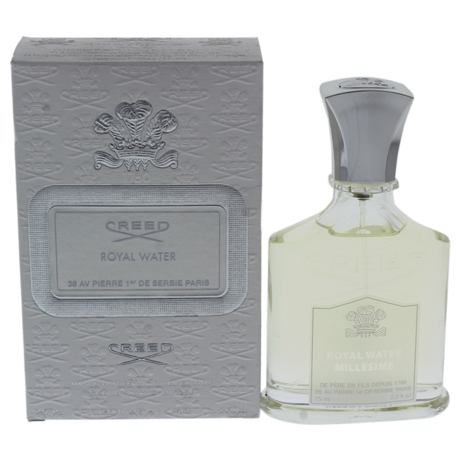 Creed Royal Water by Creed for Unisex - 2.5 oz EDT Spray
