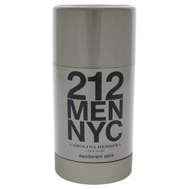 212 by Carolina Herrera for Men - 2.1 oz Deodorant Stick