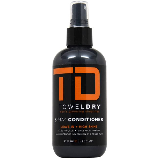 Spray Conditioner by Towel Dry for Men - 8.45 oz Spray