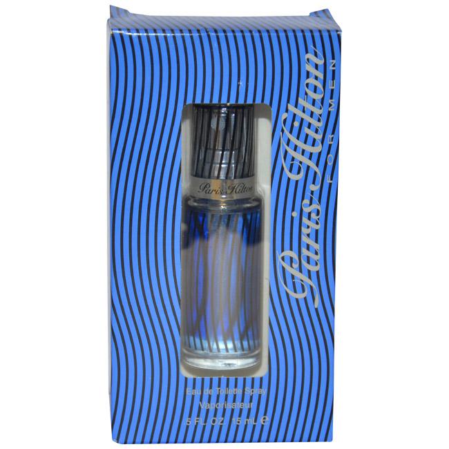 Paris Hilton by Paris Hilton for Men - 0.5 oz EDT Spray (Mini)
