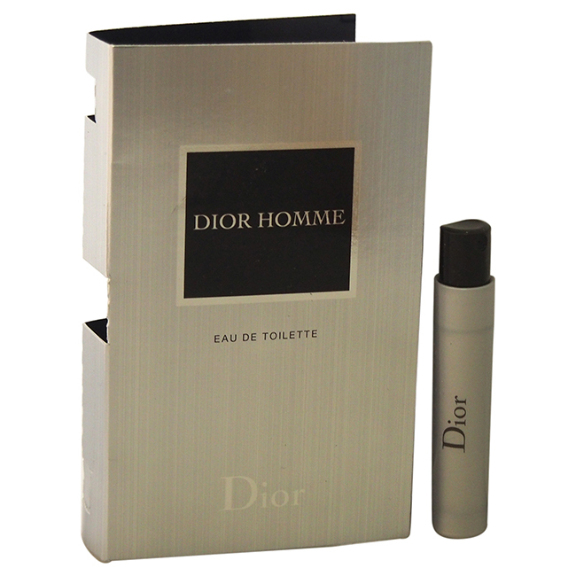 Dior Homme by Christian Dior for Men - 1 ml EDT Spray Vial (Mini)