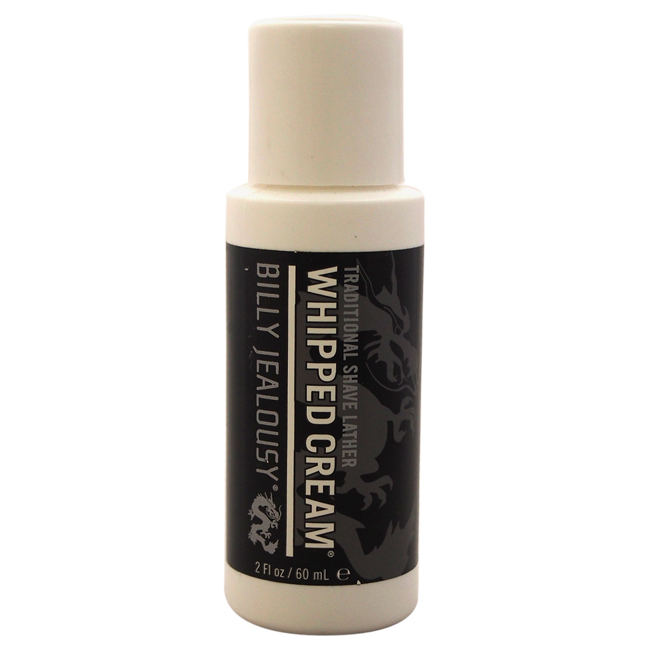 Whipped Cream Traditional Shave Lather by Billy Jealousy for Men - 2 oz Cream