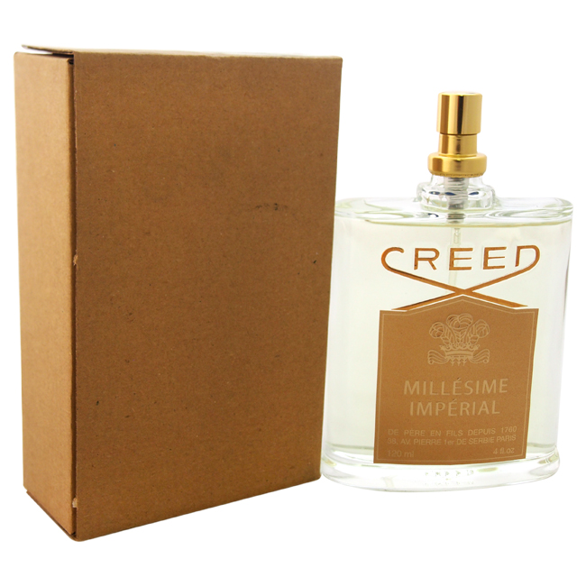 Creed Millesime Imperial by Creed for Unisex - 4 oz Millesime Spray (Tester)