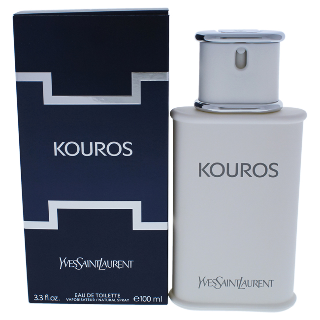 Kouros by Yves Saint Laurent for Men - 3.3 oz EDT Spray (Tester)
