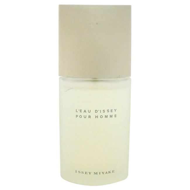 L'eau D'issey by Issey Miyake for Men - 2.5 oz EDT Spray (Unboxed)