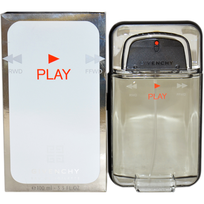 Givenchy Play by Givenchy for Men - 3.3 oz EDT Spray (Unboxed)