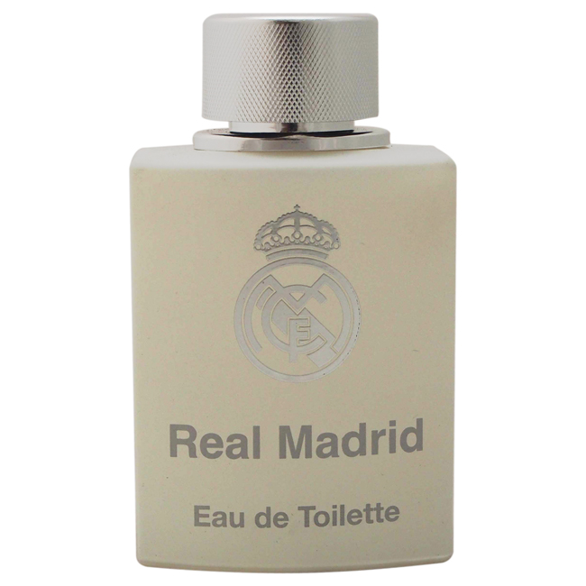 Real Madrid by Real Madrid for Men - 3.4 oz EDT Spray (Unboxed)