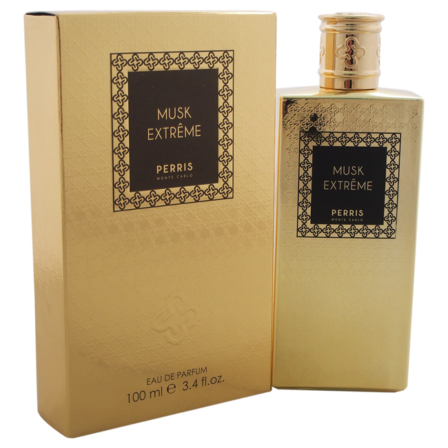 Musk Extreme by Perris Monte Carlo for Unisex - 3.4 oz EDP Spray