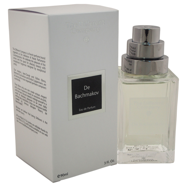 De Bachmakov by The Different Company for Unisex - 3 oz EDP Spray