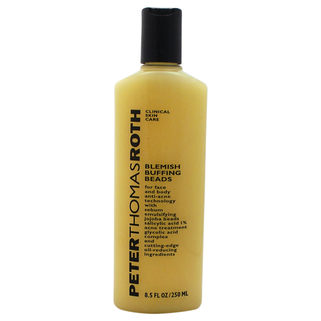 Blemish Buffing Beads by Peter Thomas Roth for Unisex - 8.5 oz Body Wash