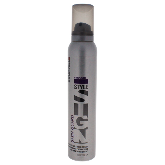 Style Sign Straight Satin Guard Protective Shield Spray by Goldwell for Unisex - 6.76 oz Hair Spray