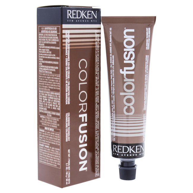 Color Fusion Color Cream Natural Balance # 12N Neutral by Redken for Unisex - 2.1 oz Hair Color