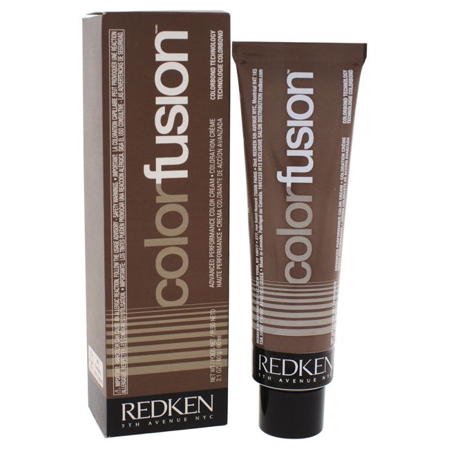 Color Fusion Color Cream Natural Balance # 7Gb Gold/Beige by Redken for Unisex - 2.1 oz Hair Color
