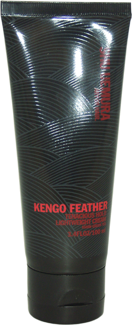 Kengo Feather Tenacious Hold Lightweight Cream by Shu Uemura for Unisex - 3.4 oz Cream