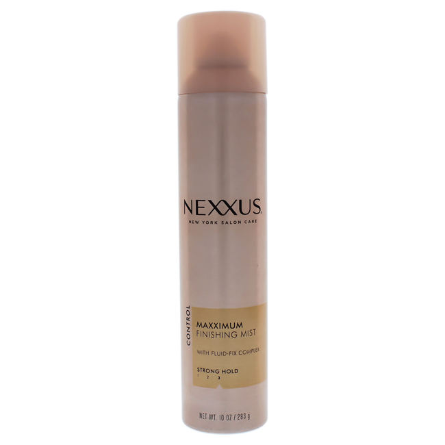 Maxximum Finishing Aerosol Spray by Nexxus for Unisex - 10 oz Spray
