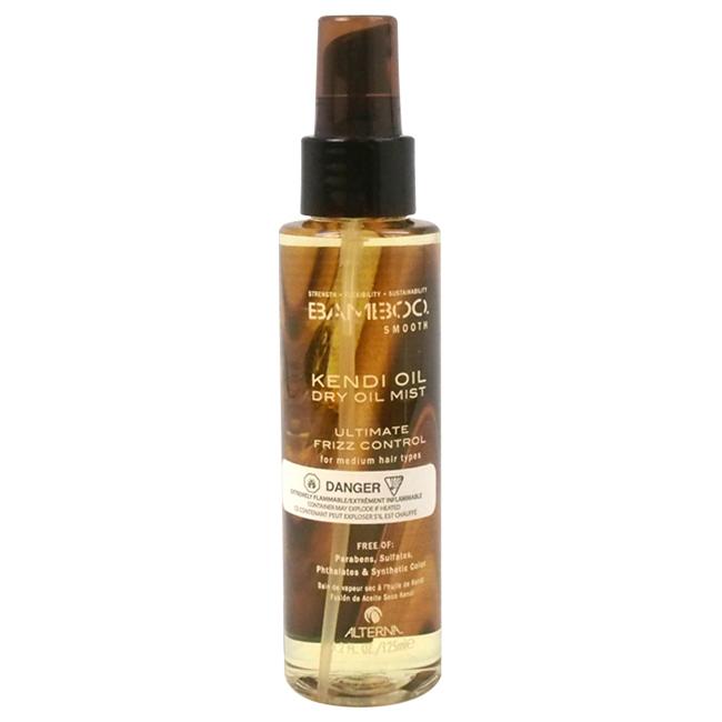 Bamboo Kendi Dry Oil Mist by Alterna for Unisex - 4.2 oz Mist