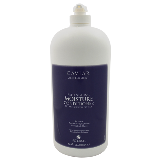 Caviar Anti-aging Replenishing Moisture Conditioner by Alterna for Unisex - 67.6 oz Conditioner