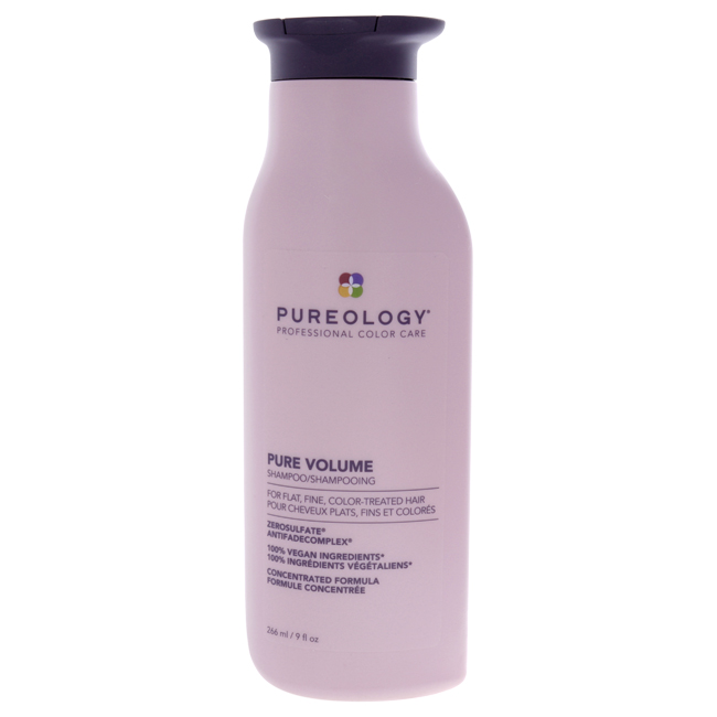 Pure Volume Shampoo by Pureology for Unisex - 8.5 oz Shampoo