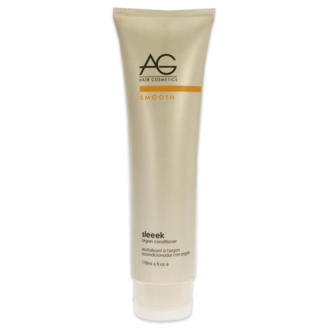Sleek Argan Conditioner by AG Hair Cosmetics for Unisex - 6 oz Conditioner