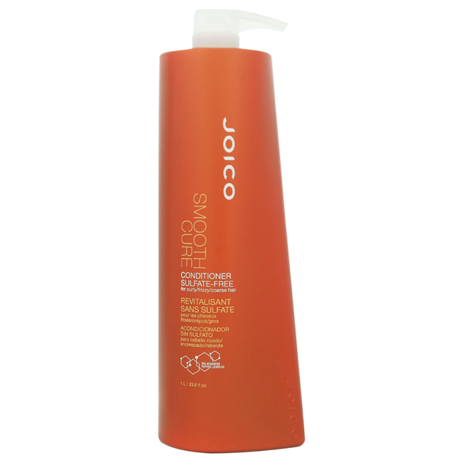 Smooth Cure Sulfate Free Conditioner by Joico for Unisex - 33.8 oz Conditioner