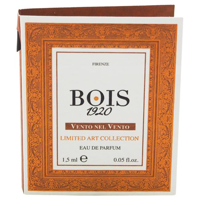 Vento Nel Vento by Bois 1920 for Unisex - 0.05 oz EDP Splash Vial (Mini)