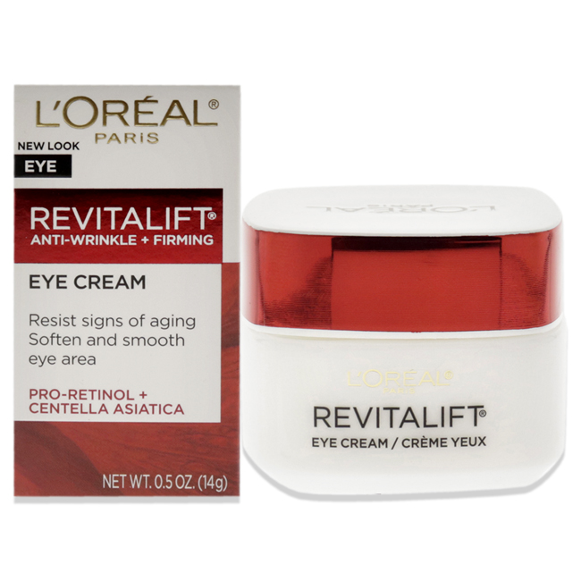 Skin Expertise RevitaLift Anti-Wrinkle Firming Moisturizer by L'Oreal Paris for Unisex - 0.5 oz Eye Cream