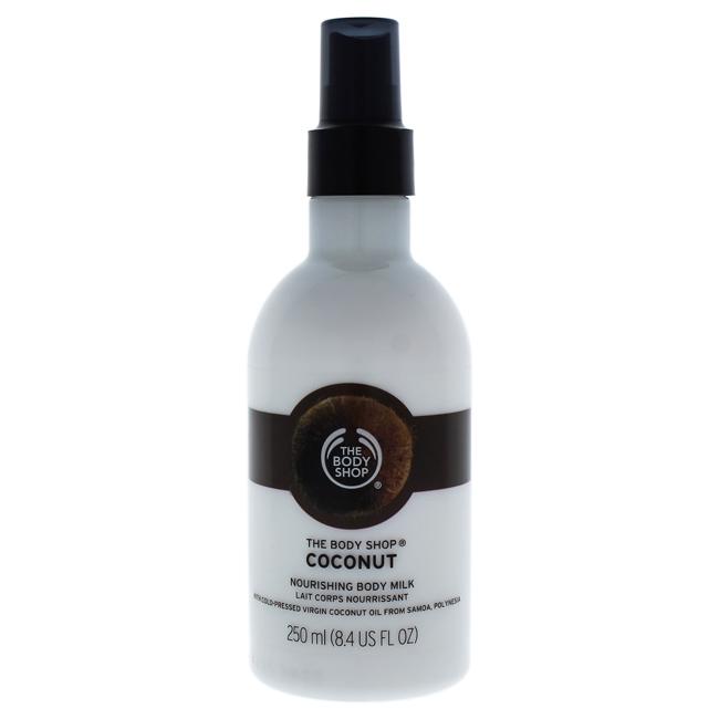 Coconut Body Milk by The Body Shop for Unisex - 8.4 oz Body Milk